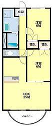 新上挙母駅 6.6万円