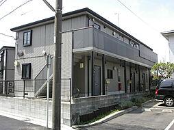 コート・ドゥ・ベール弐番館[1階]の外観