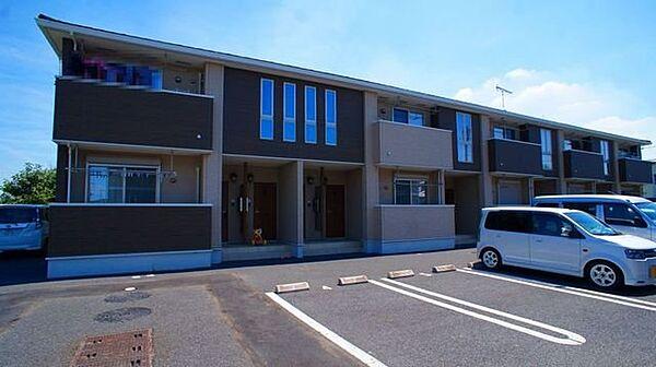 埼玉県北本市高尾2丁目の賃貸アパートの画像