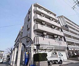 京都府京都市下京区西七条西八反田町の賃貸マンションの外観