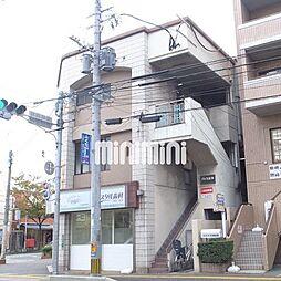 プレス金子ビル[3階]の外観