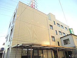 川島第14ビル[4階]の外観