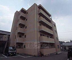 京都府京都市南区吉祥院三ノ宮西町の賃貸マンションの外観