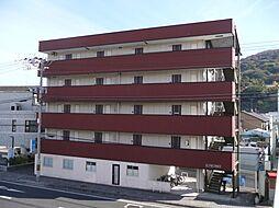 ピュア紀三井寺[5階]の外観