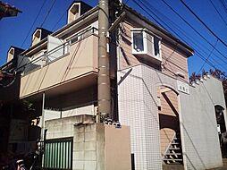 ウイングコート朝霞台[201号室号室]の外観