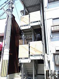 京都府京都市左京区田中西浦町の賃貸マンションの外観