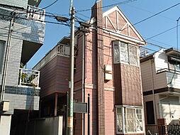 東京都練馬区豊玉南2丁目の賃貸アパートの外観