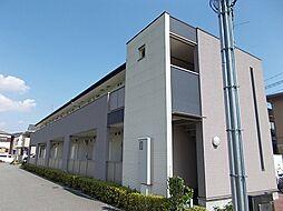 クレセント茨木[0201号室]の外観