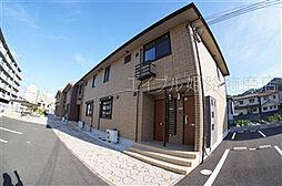 セジュールM・青山西[1階]の外観