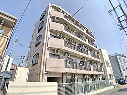モナークマンション海老名壱番館[1階]の外観