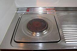 レオパレスパストラルの電気ヒーター