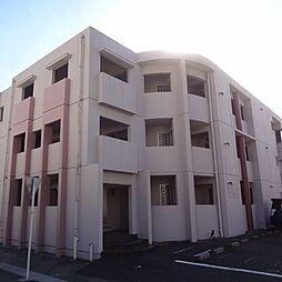 静岡県浜松市中区佐鳴台1丁目の賃貸マンションの外観