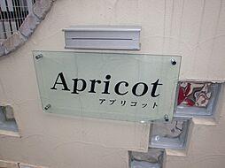 アプリコット[2階]の外観
