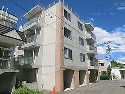 ファミリーコート福住14[3階]の外観
