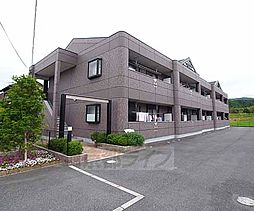 京都府木津川市加茂町北上大田の賃貸マンションの外観