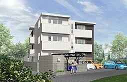 アルバ桜坂[1階]の外観