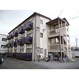 コーポ嵯峨野[3階]の外観
