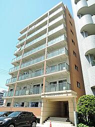 福岡県北九州市小倉北区中津口2の賃貸マンションの外観
