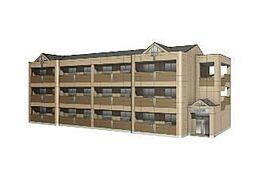 宇土新築マンション[1階]の外観