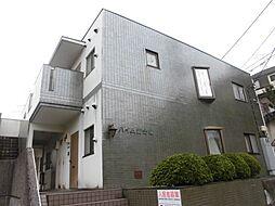 神奈川県横浜市港北区富士塚1丁目の賃貸マンションの外観