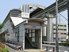 万願寺駅 300m
