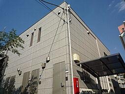 石川台レジデンス[202号室]の外観