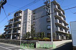 東京都町田市本町田の賃貸マンションの外観