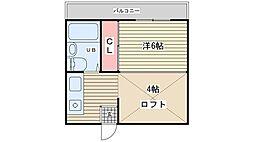 滝の茶屋駅 2.6万円
