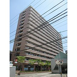新潟県新潟市中央区上大川前通5番町の賃貸マンションの外観