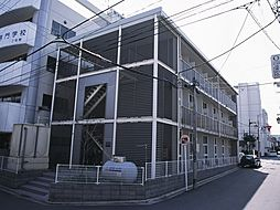 レオパレスリヴェール[1階]の外観