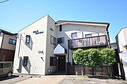 静岡県静岡市駿河区丸子4丁目の賃貸アパートの外観