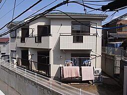 コンフォーツA棟[2階]の外観