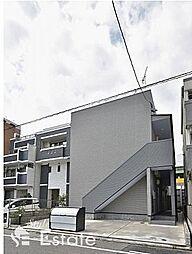 愛知県名古屋市南区千竈通3丁目の賃貸アパートの外観