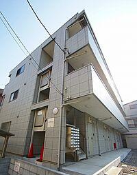 神奈川県川崎市川崎区中瀬2丁目の賃貸アパートの外観