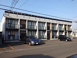 北海道旭川市旭町一条5丁目の賃貸アパートの外観