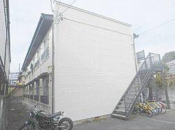 ホワイトコーポ[1階]の外観