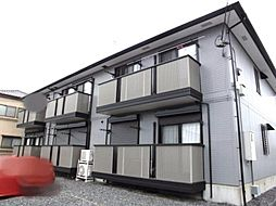 アモールKAZAMA[1階]の外観