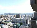 最上階からの眺...