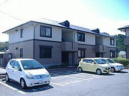 ミキカメディアマンション A棟[102号室]の外観