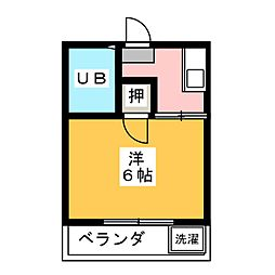 高根公団駅 2.0万円
