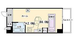 七条駅 3.8万円