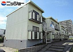 水南ハイツ[1階]の外観