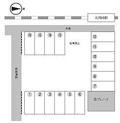 北岡崎駅 1.2万円