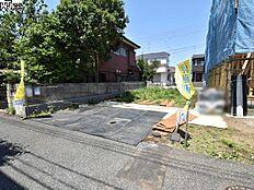 1号地 現地写真 西東京市下保谷5丁目