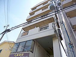 アメニティ淡路[5階]の外観