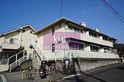 パークサイド永田[102号室]の外観