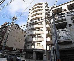 京都府京都市下京区高野堂町の賃貸マンションの外観