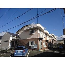 静岡県田方郡函南町平井の賃貸アパートの外観