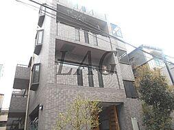 菱和パレス早稲田壱番館[3階]の外観
