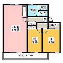 黒田駅 4.5万円